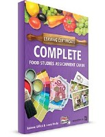 COMPLETE FOOD STUDY ASSIGMENTS