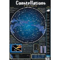 CONSTELLATIONS WALL CHART