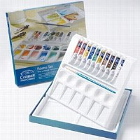 COTMAN PALETTE SET 10 X 8ml