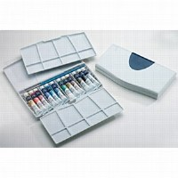 COTMAN TUBE PAINTING PLUS SET