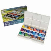 COTMAN WHOLE PAN PAINT SET