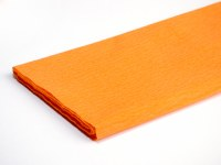 CREPE PAPER ORANGE 50CM X 3M