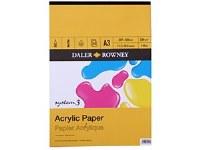 DALER SYSTEM 3 ACRYLIC PAD A3