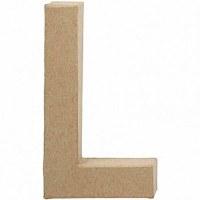 LETTER PAPERMACHE 20.5cm L