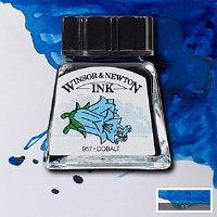 DRAWING INK COBALT BLUE 14ML