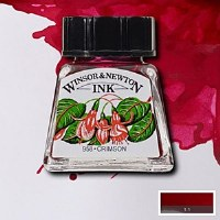 DRAWING INK CRIMSON 14ML