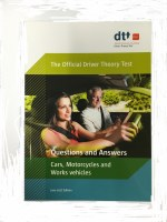 DRIVER THEORY TEST CD