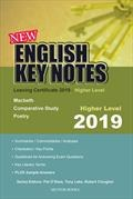 ENGLISH KEY NOTES 2020 H.L