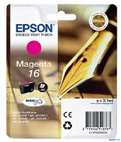 EPSON 16 MAGENTA CARTRIDGE
