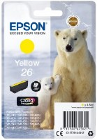 EPSON 26 C13 T2614410 YELLOW