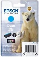EPSON 26 C13T26134010 CYAN INK