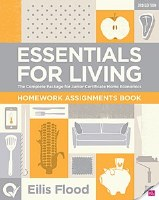 ESSENTIALS FOR LIVING W/BK NEW