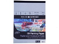 "GEORGIAN OIL PAD 12X9"" 12SHT"
