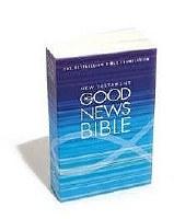 GOOD NEWS BIBLE NEW TESTAMENT
