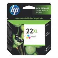 HP 22XL TRI COLOUR CARTRIDGE
