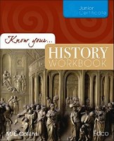 KNOW YOUR HISTORY W/BOOK