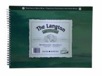 """LANGTON W/COLOUR PAD 12X9"""" SPI"""