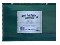 """LANGTON W/COLOUR PAD 14X10"""""""