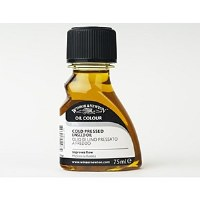 LINSEED OIL COLD PRESSED 75ML