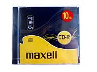 MAXELL CD-RW 10PK