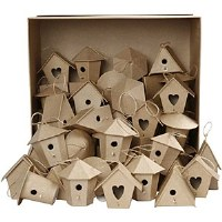 MINI BIRD HOUSE SINGLE