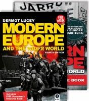 MODERN EUROPE & WIDER 4TH ED