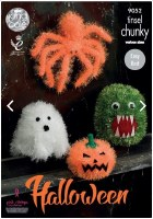 PATTERN TINSEL CHUNKY MONSTER