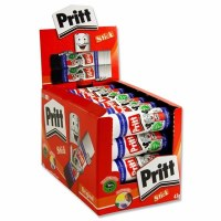PRITT STICK LARGE 43g BOX 25