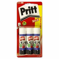 PRITT STICK MEDIUM 3 PACK