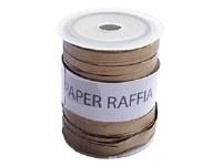 RAFFIA PAPER ROLL GOLD