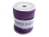RAFFIA PAPER ROLL LILAC
