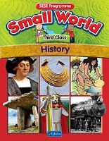 SMALL WORLD HISTORY 3RD TXT BK