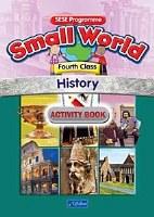 SMALL WORLD HISTORY 4TH ACT BK