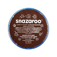 SNAZAROO DARK BROWN 18ML