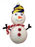 SNOWMAN KIT MAKE ME