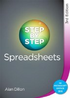 STEP BY STEP SPREADSHEETS 3rd