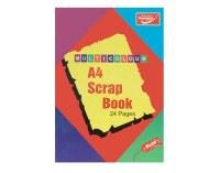 SUPREME A4 SCRAPBOOK 24 PGE