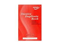 INVOICE DUPLICATE BOOK 1-100