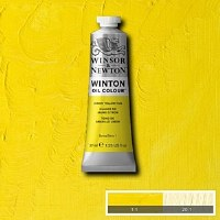 WINTON 37ML LEMON YELLOW HUE