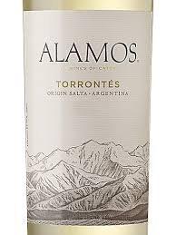 ALAMOS TORRONTES 750ML