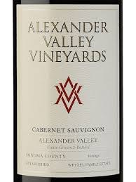 ALEXANDER VLY CS 750ML
