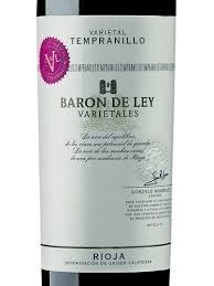 BARON DE LEY TEMP 750ML