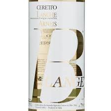 CERETTO ARNEIS BLANGE 750ML