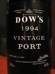 DOW'S 1994 VP 750ML