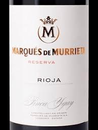 MARQUES MURRIETA YGAY RSV750ML