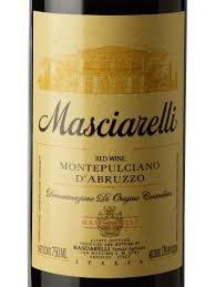 MASCIARELLI MD'A 750ML
