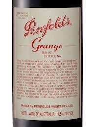 PENFOLDS GRANGE 750ML