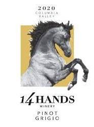 14 HANDS PG 750ML