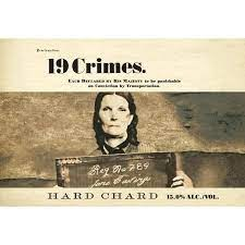 19 CRIMES CH HARD 750ML