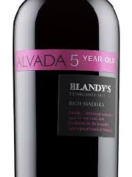 BLANDY'S 5YR ALVADA 500ML